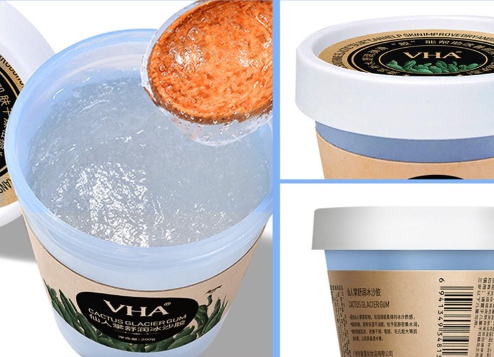Успокаивающий смузи-гель с экстрактом кактуса VHA Cactus, 200 гр.