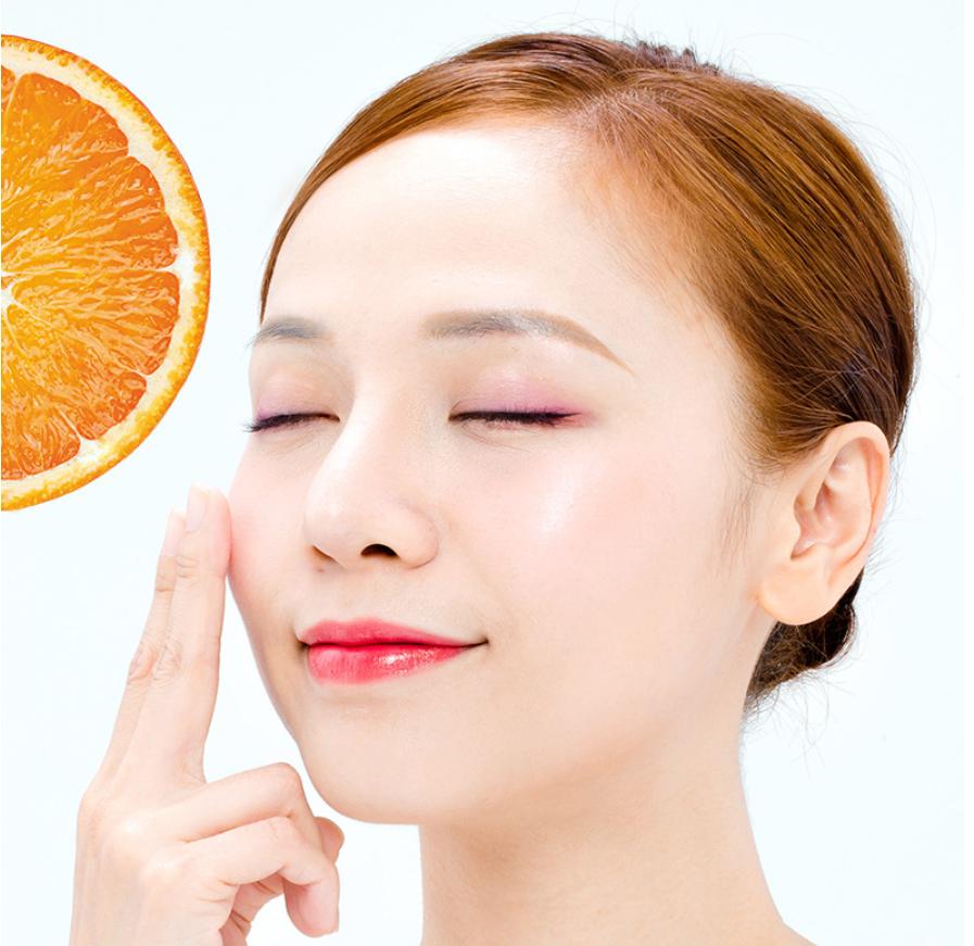 Сыворотка для лица с витамином С для сияния кожи BIOAQUA сahnsai Vitamin C, 100 мл.