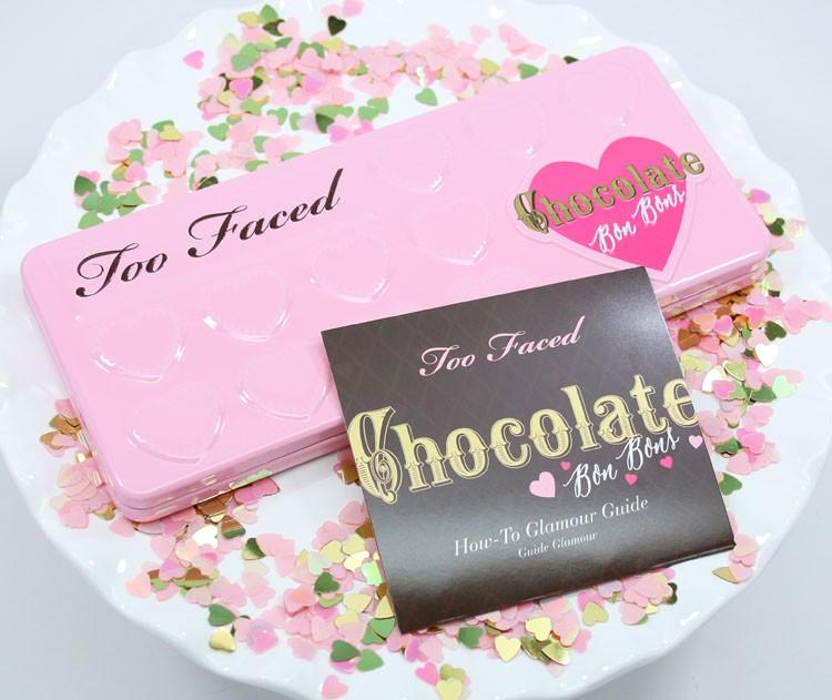 Палетка теней Chocolate Bon Bons Palette