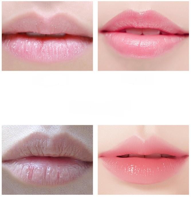 Увлажняющий гель для губ с экстрактами авокадо и мяты IMAGES Lip Gel, 10 мл.