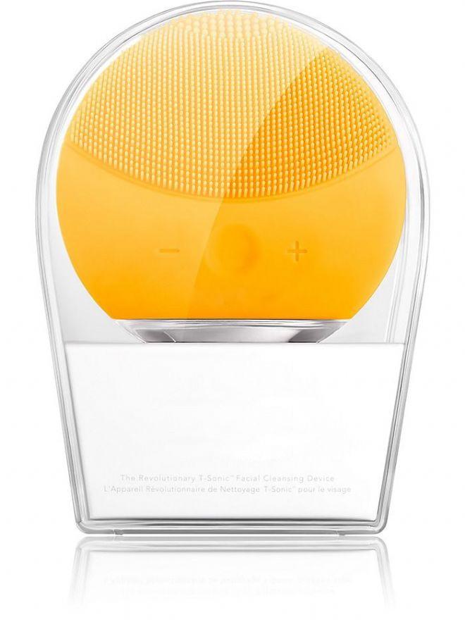 Электрическая силиконовая щетка для очищения лица For you. ЦВЕТ СЛУЧАЙНЫЙ