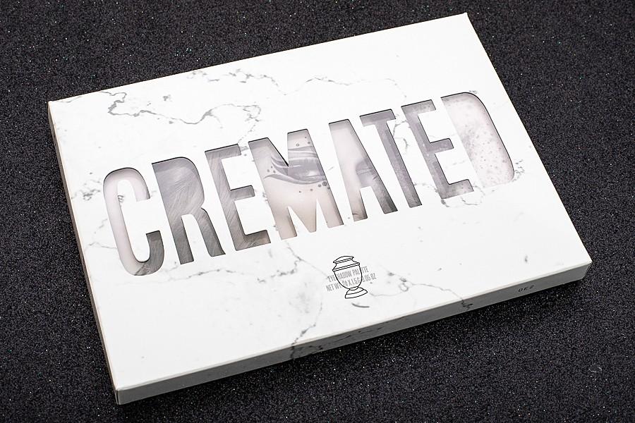 Палетка теней Jeffree Star — Cremated Palette 24 цв.
